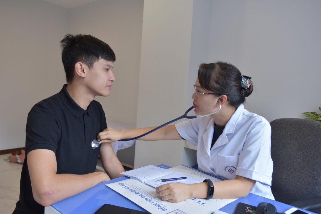 Khoảng 25% dân số Việt Nam mắc bệnh về tim mạch