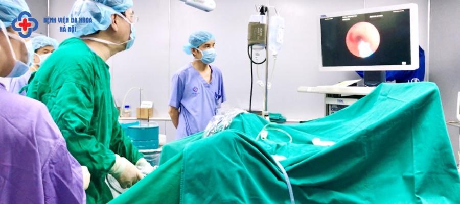 Tán sỏi thận ở bệnh viện nào tốt nhất?