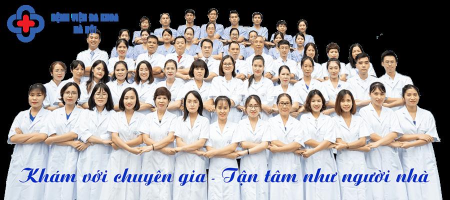 Bệnh viện Đa khoa Hà Nội có đội ngũ y bác sĩ giàu kinh nghiệm