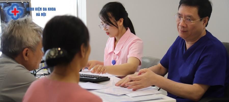 Chi phí thăm khám hợp lý phù hợp với nhiều đối tượng bệnh nhân